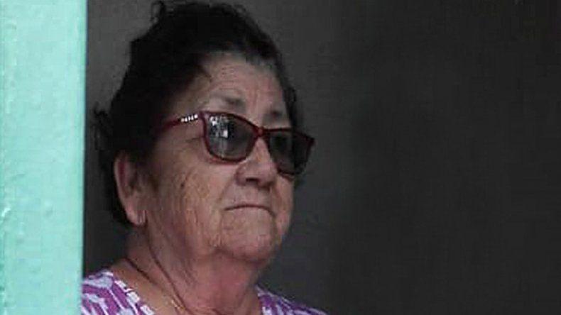 La abuela de la primera dama vive en Río Negro