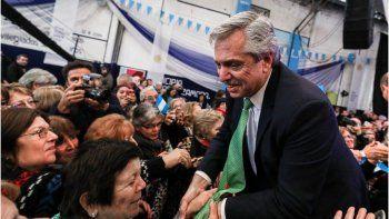 Alberto Fernández anunció un bono de $5.000 para los jubilados