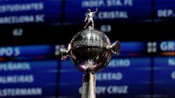Así quedaron los grupos de la Copa Libertadores