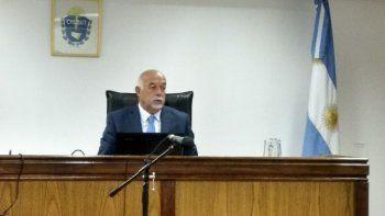 El juez Daniel Pérez homologó el juicio abreviado propuesto por la parte acusadora y la defensa del imputado.