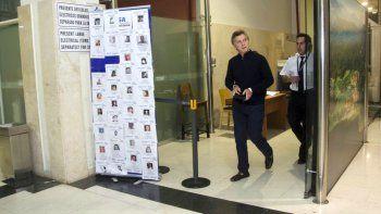 Macri se fue de vacaciones a Qatar en medio del debate de la Ley de Emergencia
