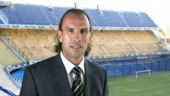 Navarro Montoya será el nuevo coordinador de inferiores de Boca