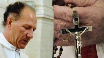 Le clavó un crucifijo en la garganta al cura que lo abusó de niño