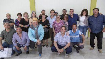En barrio Roca avanza la segunda etapa de ampliación del Centro de Jubilados