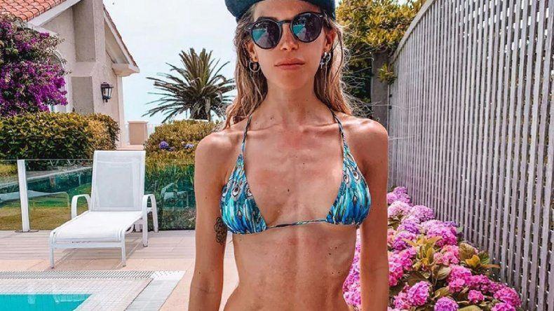 La foto de una influencer argentina avivó la polémica