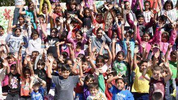 Las colonias de vacaciones contemplan a 7000 chicos