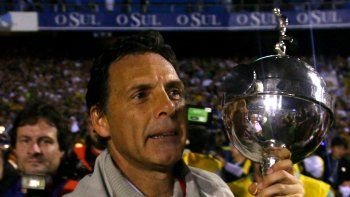 La Copa Libertadores es esa novia que tenés que volver a conquistar