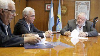Julio Ramímez (foto) y Mario Vivas
