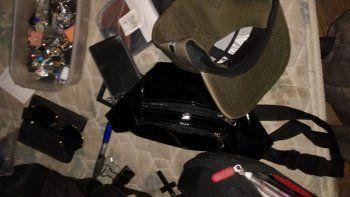 Cinco detenidos por el robo a vendedores ambulantes