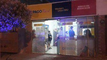Robaron medio millón de pesos en un Pago Fácil