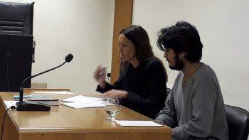 Leonardo Bustamante fue imputado como coautor del homicidio de Alexis Cueva y le dictaron prisión preventiva hasta el 4 de marzo.