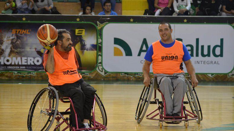 El torneo será a total beneficio del básquet adaptado que busca participar del torneo Federal.