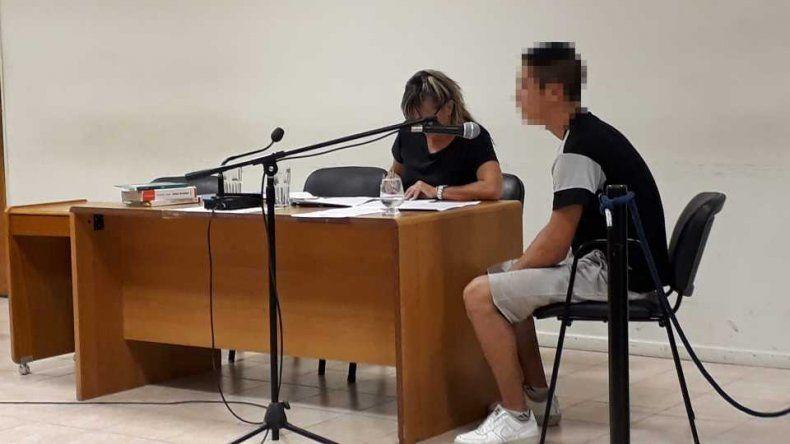 Tres meses de prisión preventiva para el sospechoso de asesinar a Darío Reyna