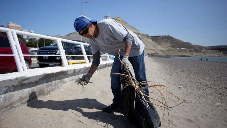 Se profundiza el trabajo para mantener la limpieza en espacios públicos