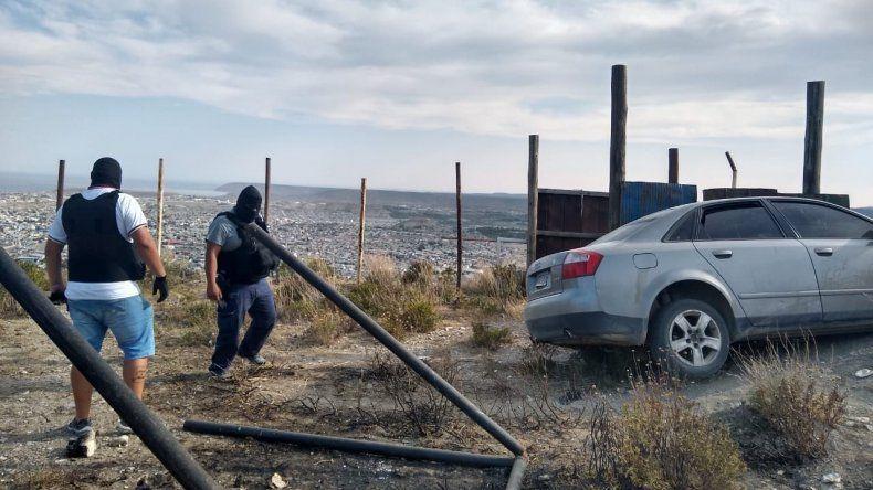 Recuperaron un auto de alta gama que había sido robado