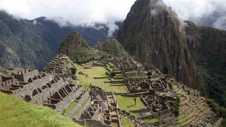 Turistas argentinos causaron destrozos en Machu Picchu