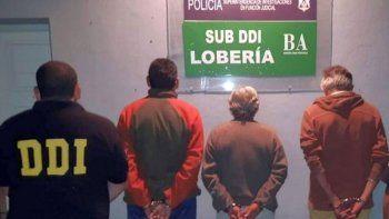 tres hombres abusaron de una menor con retraso madurativo