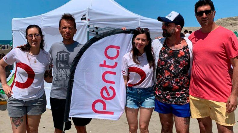 #VeranoSaludable: la propuesta de Penta en la playa