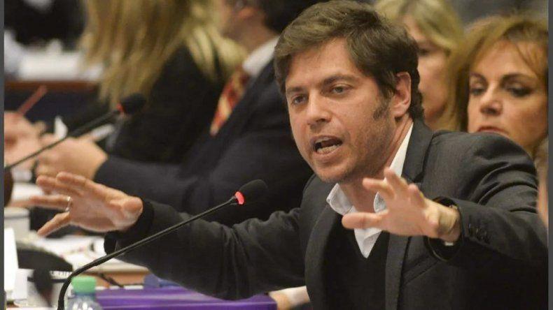 El gobernador de Buenos Aires resaltó las consecuencias de la deuda que Vidal contrajo en dólares.