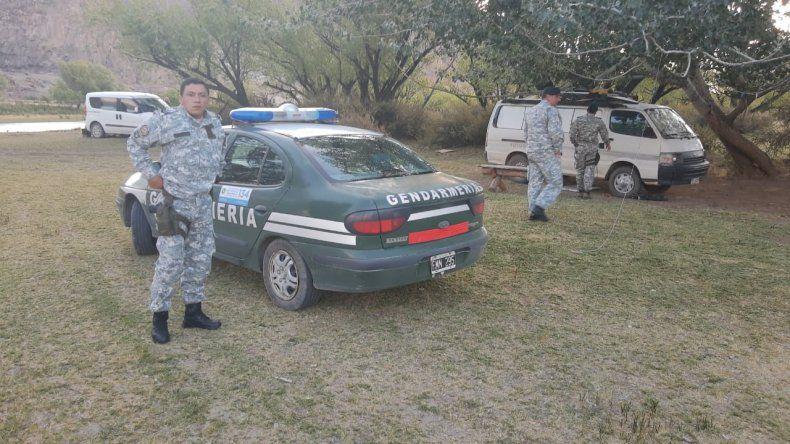 Localizaron en Chubut a dos franceses que eran buscados por su embajada