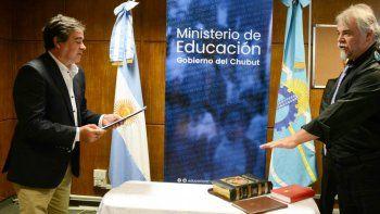 Meiszner puso en funciones a los nuevos Subsecretarios de Educación