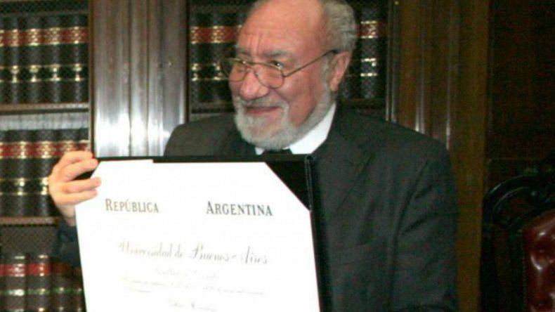 Murió el juez de la Corte Suprema bonaerense Héctor Negri
