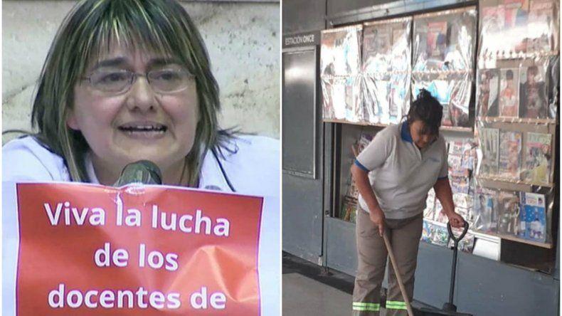 La exdiputada que dejó su banca y volvió a trabajar en el tren Sarmiento