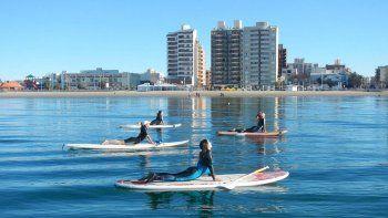 Madryn: playas y fauna marina para este verano