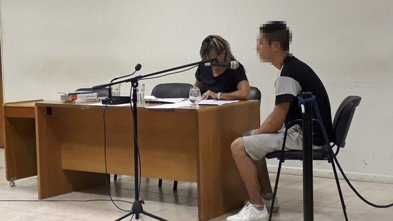 Héctor Oviedo fue reconocido por dos testigos como el autor de las puñaladas que terminaron con la vida de Darío Reyna