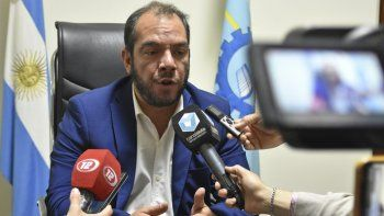 Grazzini cuestionó a la oposición por sus reparos al Plan Estructural.