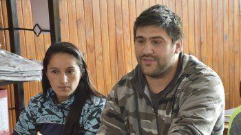 Oritia González y Héctor Campos son reconocidos judocas comodorenses de nivel internacional.