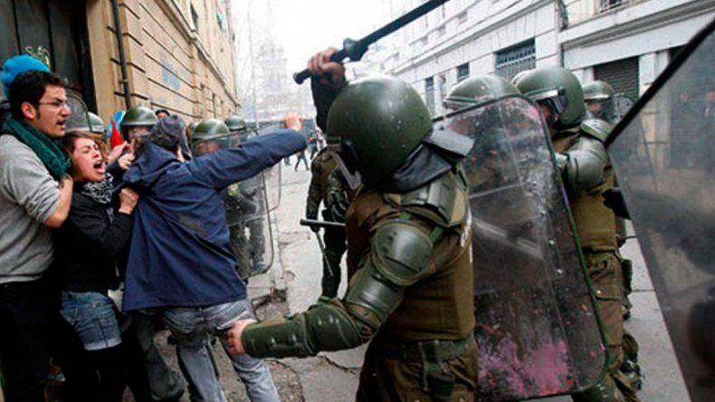 Chile: casi 23.000 detenidos desde el inicio de las protestas