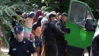 los rugbiers detenidos se negaron a declarar