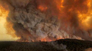 Los incendios están mutando por culpa del cambio climático