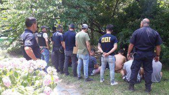 El último detenido por el asesinato en manada declaró por 45 minutos