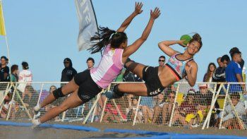 Importante convocatoria al Torneo de Beach Handbol en Playa Unión