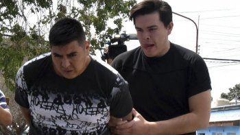 Víctor Neira prestó declaración indagatoria por casi cuatro horas ante el juez de instrucción Gabriel Contreras. Está sospechado de ser quien conducía el auto que huyó apenas se desencadenó el incendio.
