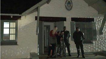 Encontraron a la familia desaparecida en El Bolsón
