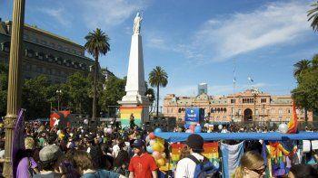 Buenos Aires es reconocida mundialmente por su amigabilidad hacia el turismo lgbt.