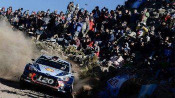 El Rally Mundial Argentina 2020, que se realizará en Villa Carlos Paz, será la 4ª fecha del calendario internacional.