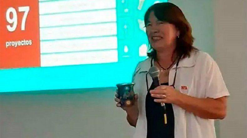 Susana Mirassou es primera presidenta mujer del INTA