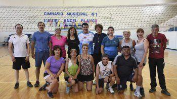 El newcom reúne en Comodoro Rivadavia a cuatro equipos.