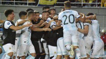 Argentina viene de debutar con una trabajada victoria sobre la selección anfitriona por 2 a 1.