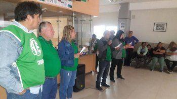trabajadores de la salud se movilizaran por las rutas