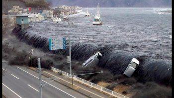 advierten sobre riesgo de tsunami en rio gallegos