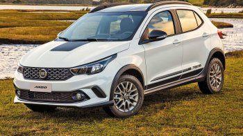 Fiat Argo Trekking: Inminente versión aventurera