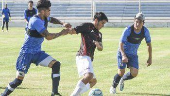 El Globo comodorense jugó con Germinal y con Guillermo Brown de Puerto Madryn.