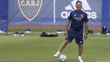 Miguel Angel Russo llega con el objetivo de ser campeón de la Superliga y devolverle a Boca el prestigio en la Copa Libertadores.