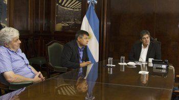 El secretario de Energía de la Nación recibió el viernes a referentes de la Federación Argentina de Cooperativas de servicios públicos.