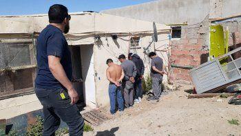 secuestran armas por peleas en la zona de quintas